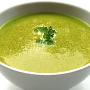 Santé La vie - Krystine St-Laurent - soupe été pitta