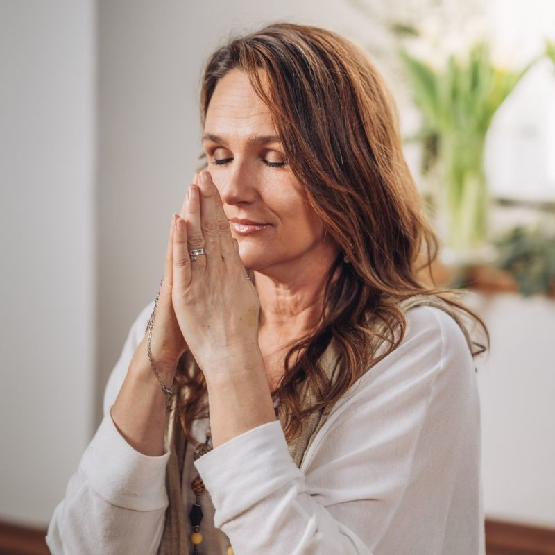 Méditation Krystine st-laurent