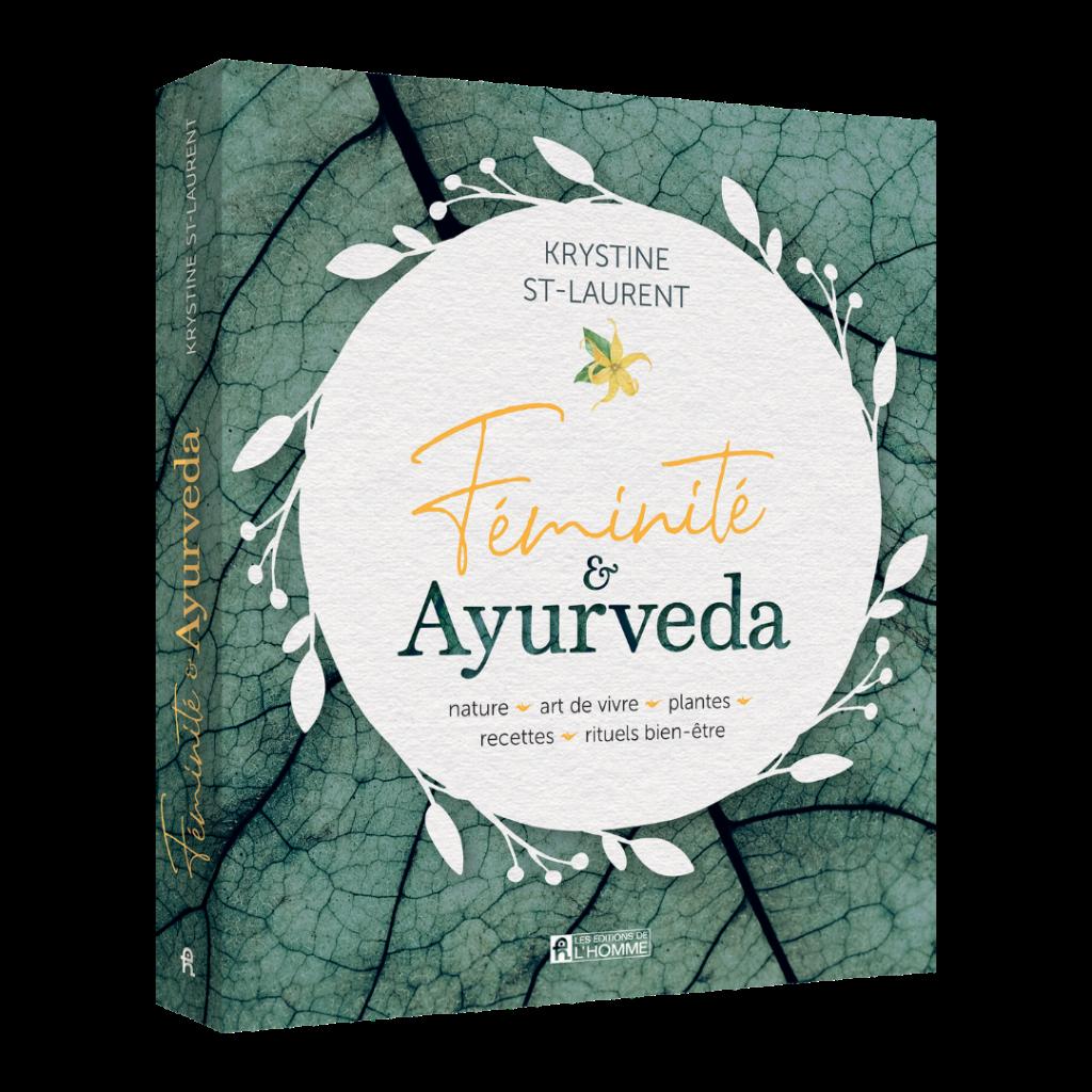 Livre Féminité & Ayurveda - Catalogue